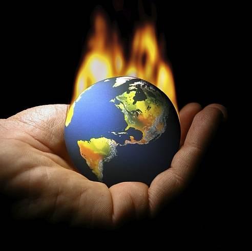 Nosso clima está mudando e, para controlar essas alterações num escopo global, só mesmo um sistema absolutamente cavalar para aguentar o tranco.