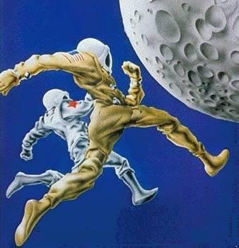 A corrida espacial rumo à Lua foi um dos eventos mais tecnologicamente ricos da História