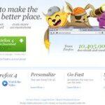 Firefox 4 bate usuários e downloads do IE9