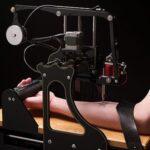 Você teria coragem de usar uma máquina de tatuagem automática?