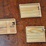Presos fazem carregador de celular com palitos de picolé