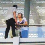 Beijo de desconhecida faz com que jovem chinês desista de suicídio