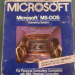 MS-DOS – Conheça a historia e comandos do sistema