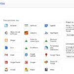 Como excluir uma conta no Google