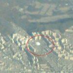 Passageiro em avião filma OVNI na Coreia do Sul