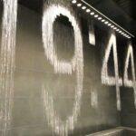 Japoneses criam painel com display de água