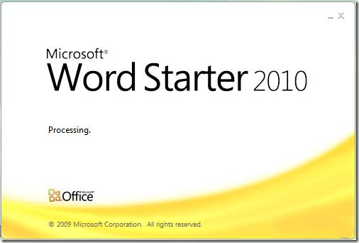 office2010Starter