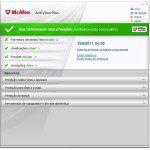 Faça uma assinatura gratuita do McAfee AntiVirus Plus por 6 meses
