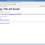 Como redirecionar os erros 404 para uma página personalizada