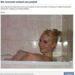 Facebook censura foto de cotovelos ao confundi-los com seios