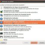 Recolocando o controle de volume na barra de tarefas do Ubuntu