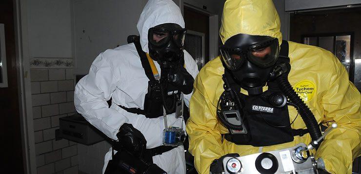O técnico de equipamento nuclear exerce uma das profissões mais perigosas