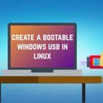 Como criar um pendrive bootável para instalar o  Windows 10 no Linux