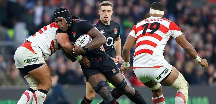 Similar ao futebol americano, o rugby está entre os esportes violentos