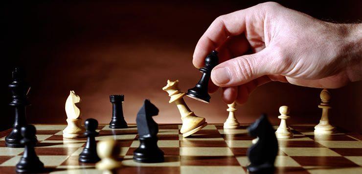 O xadrez é um dos esportes ideais para quem não gosta de fazer esforço físico