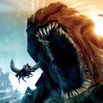 A lenda do monstro marinho Kraken