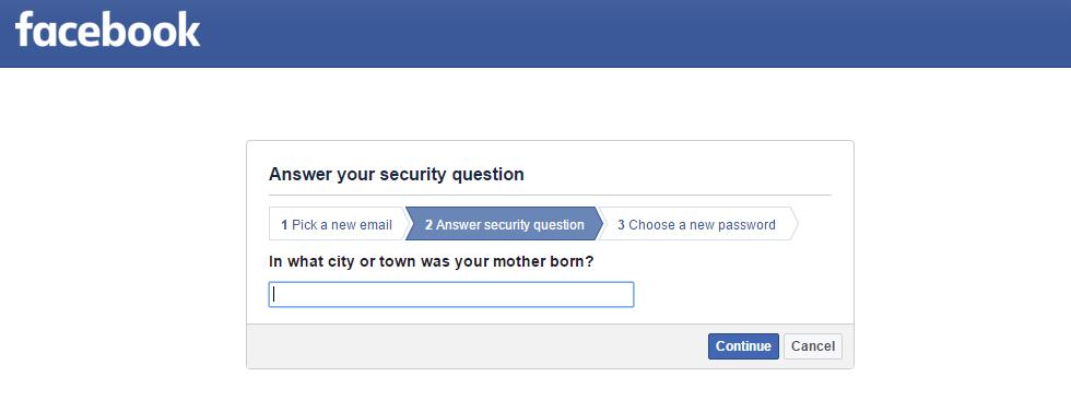 Invasão de Facebook usando Engenharia Social