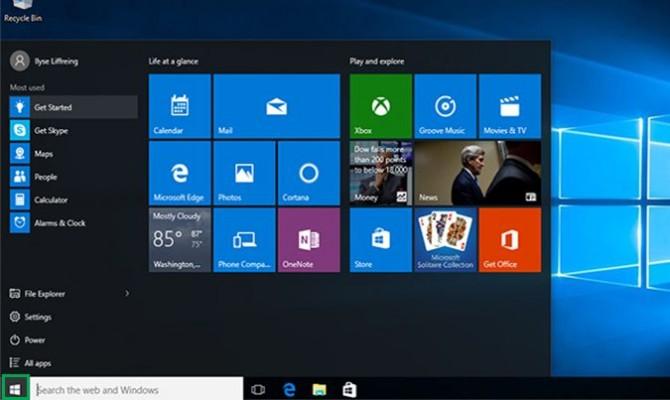 Papel de Parede no Windows 10