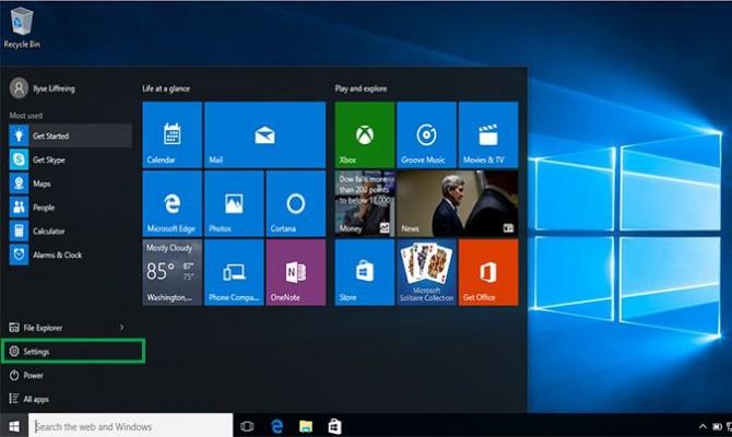 mudar o Papel de Parede no Windows