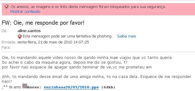 O que é Phishing scam img2