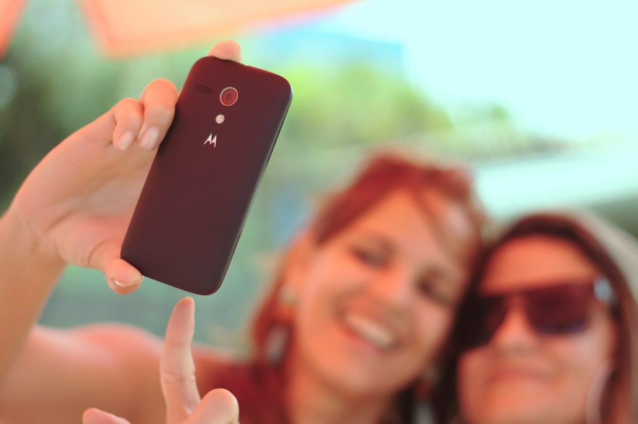 O que é selfie?