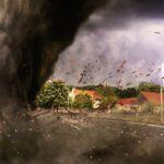 Saiba como ocorre a formação de um tornado