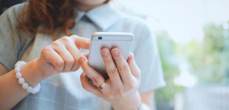 O celular se tornou um dos objetos dos quais as pessoas não conseguem vivem ser