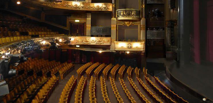Drury Lane, o teatro supostamente assombrado por fantasmas
