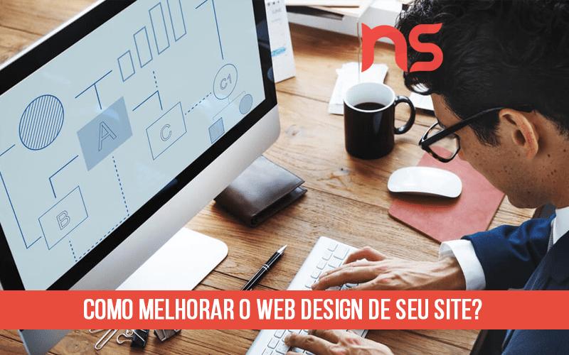5 dicas de webdesign para melhorar a aparencia de seu site