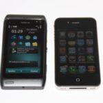 Comparativo Nokia N8 vs Nexus S vs iPhone 4 qual é o melhor?