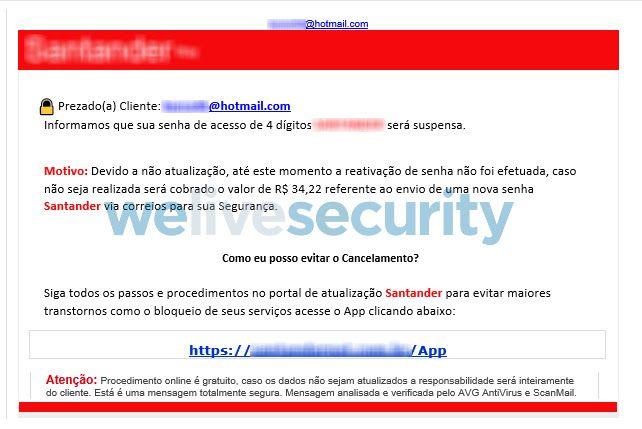 hackers criam pagina falsa do crianca esperanca para roubar cartoes de credito