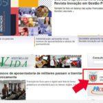 Portal do Servidor PR: Contracheque e Protocolo