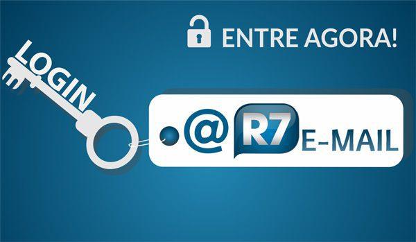 r7 email entrar login no www r7 com