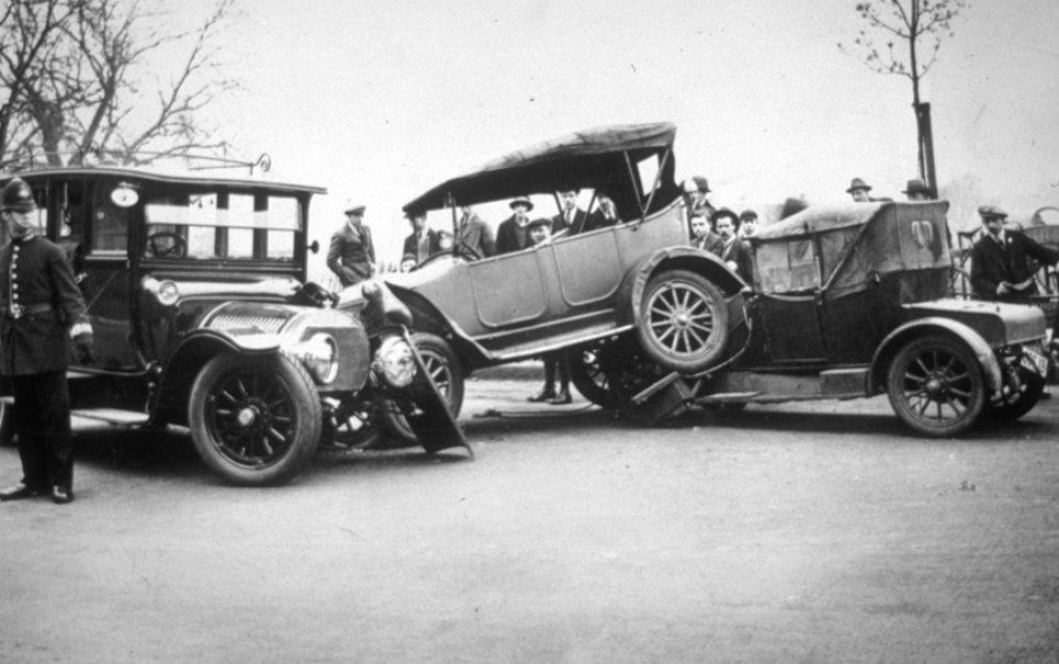 Saiba como foi o Primeiro Acidente Automobilístico da História