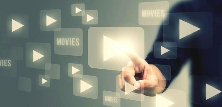 Os serviços de streaming de filmes  mudaram a forma de consumir conteúdo da indústria do cinema
