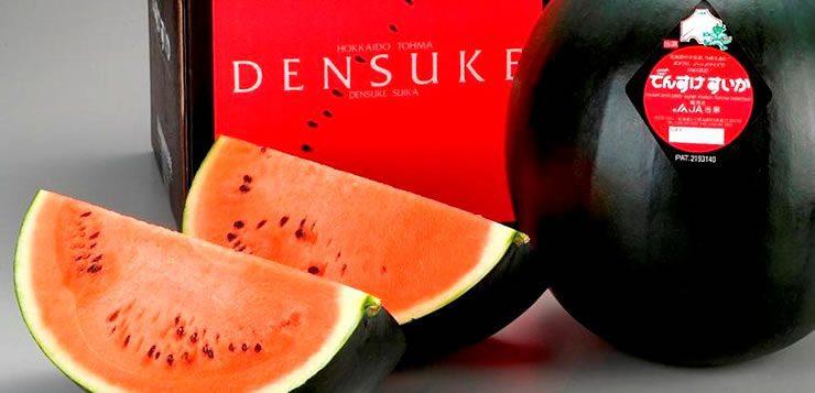 Até mesmo uma simples fruta pode figurar entre os alimentos mais caros