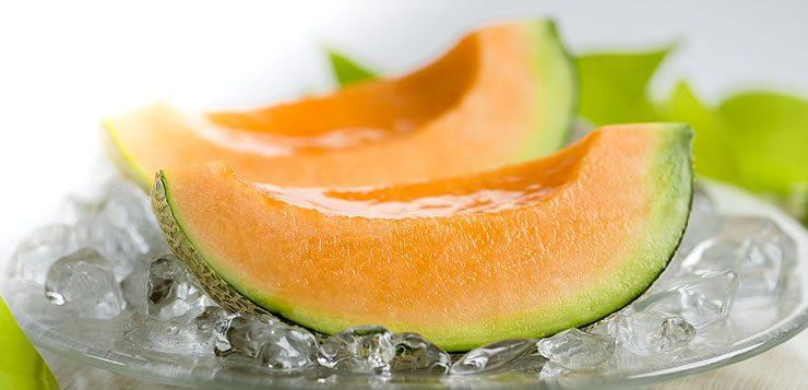 O melão Yubari King é considerado a fruta mais cara do mundo